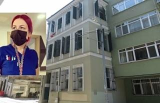 Kadıköy'de hemşire Şebnem Köker'in...