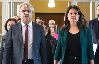HDP'den, muhalefete: Kürt sorununda çözüm...