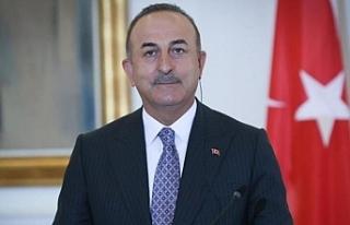 Çavuşoğlu: Kabil Büyükelçiliğimiz faaliyetlerini...