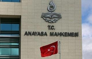 Anayasa Mahkemesi: 'İstihbari bilgi notu'...