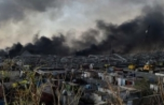 ABD'den Lübnan'da zehirli gaz uyarısı