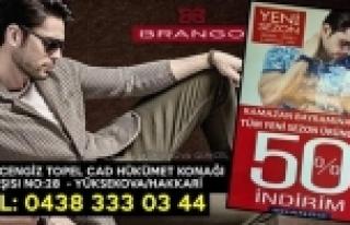 Brango - Yüksekova