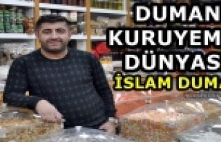 İslam Duman'dan Yeni Yıl Mesajı