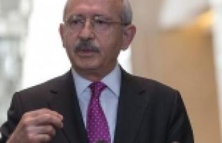 Kılıçdaroğlu: Bu IMF ile yapılan ilk görüşme...