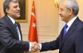 Kılıçdaroğlu: Cumhurbaşkanı adaylığı için...