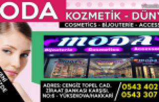Moda Kozmetik - Dünyası