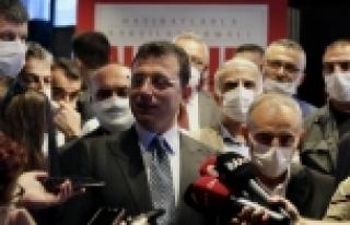 Süleyman Soylu, İmamoğlu ile görüşürken Erdoğan...