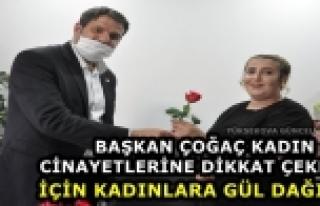 Yüksekova: Kadın Cinayetlerine Dikkat Çekmek İçin...