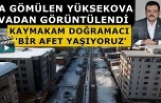 Yüksekova Kara Teslim: Kaymakam Doğramacı, Bir...