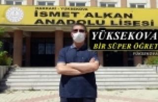 Yüksekova'da Bir Süper Öğretmen