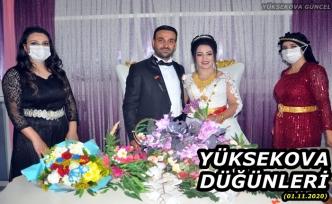 Yüksekova Düğünleri (01.11.2020)