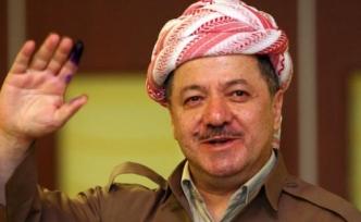 Barzani'den referandum mesajı: Boyun eğmeyenleri selamlıyorum