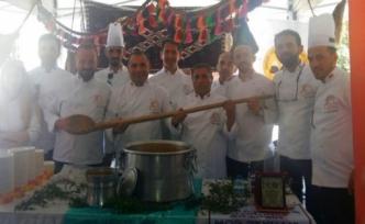 Hakkari yemekleri Bolu festivalinde!