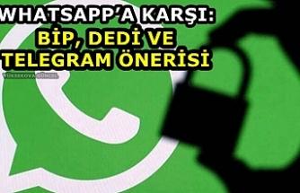 Whatsapp'a Karşı: Bip, Dedi ve Telegram Önerisi