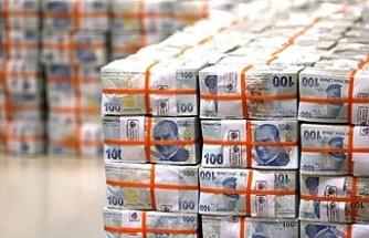 Bütçe mayısta 13 milyar lira açık verdi