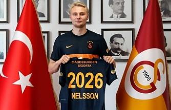 Galatasaray, Nelsson'u 7 milyon Euro bonservis bedeliyle transfer etti
