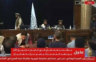 Taliban: Düşman istemiyoruz, kadın haklarına şeriat çerçevesinde bağlıyız