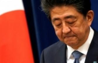 Japonya Başbakanı Shinzo Abe istifa etti