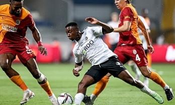 Galatasaray geriden gelip tur atladı