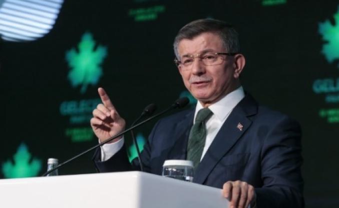 Davutoğlu: Esselamü aleyküm der Anadolu'yu ayağa kaldırırım
