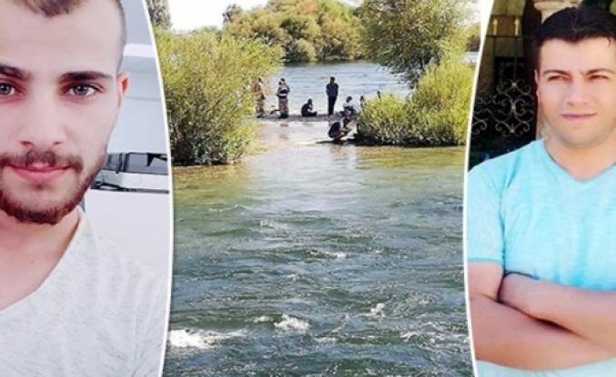 İki kardeş Fırat Nehri'nde boğuldu