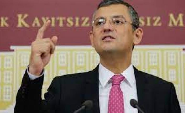 CHP'li Özel: Erken seçim Erdoğan'ın iktidarını bitirir