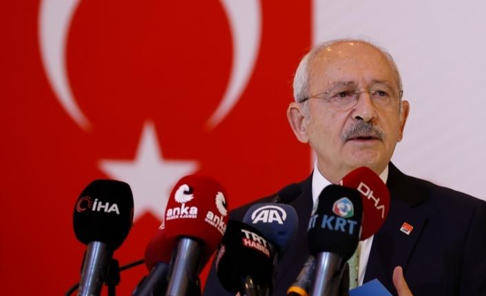 Kılıçdaroğlu'ndan Bahçeli'ye Kürt sorunu yanıtı: Barışı dostlarımızla getireceğiz