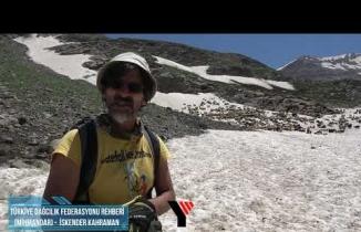 Yüksekovalı Dağcılardan 4 bin Rakımda Doğa Yürüyüşü